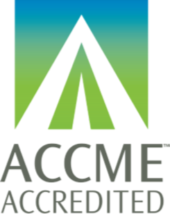CME and MOC Accreditation Logo