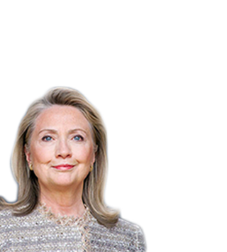 tct Hillary Announcement